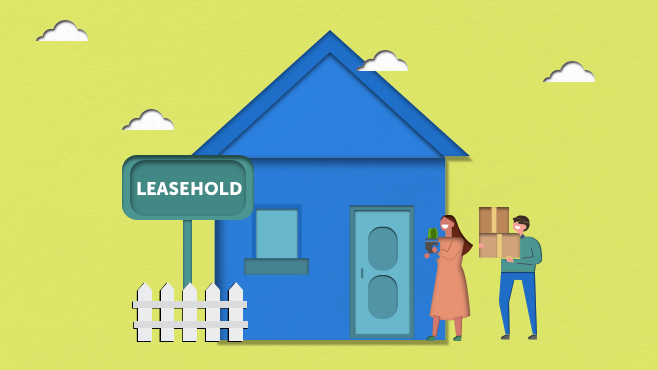 What you need to know about owning a leasehold property.